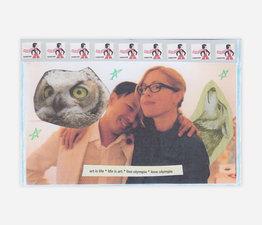 20th Anniversary Postcard