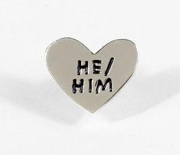 Pronoun: He/Him