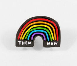 Then & Now Rainbow