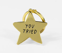 You Tried Gold Star