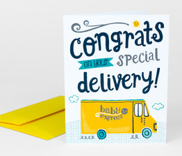 Congrats on Your Special Delivery