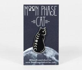 Moon Phase Cat