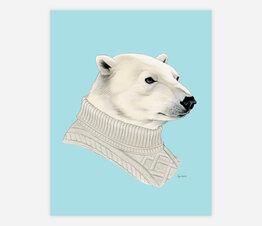 Polar Bear (Sweater)