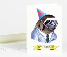 Happy Birthday Sloth