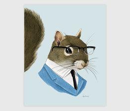 Squirrel Gentleman