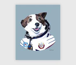 Strelka The Space Dog