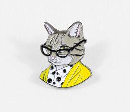 Tabby Cat Lady
