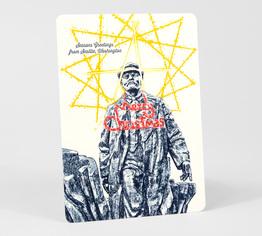 Fremont Square Dressed Lenin