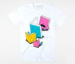 Books Reading Shirt