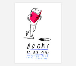 Books at All Costs