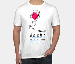 Books at All Costs Shirt