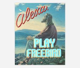 Alexa, Play Freebird