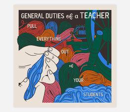 General Duties of a Teacher