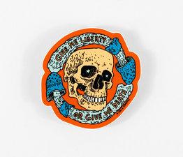 Liberty or Death Skull