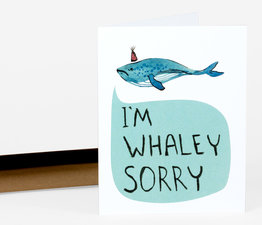 Whaley Sorry