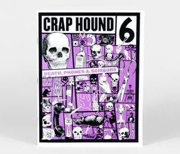 Crap Hound - Death, Phones & Scissors