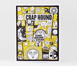 Crap Hound - Suns, Moons & Stars