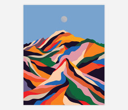 Sugar Mountain (Blue Sky)