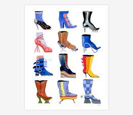 Fantastical Boots