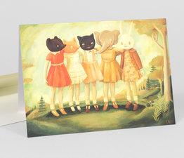 Bess, Maude, Frances, Matilda & Maryanne