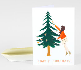 Happy Holidays Tree