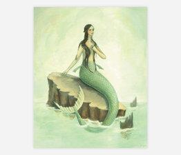 Imaginaries Mermaid