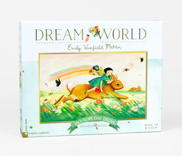 Jackalope Day Dream