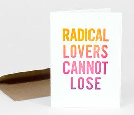 Radical Lovers