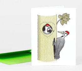 Woodpecker Love
