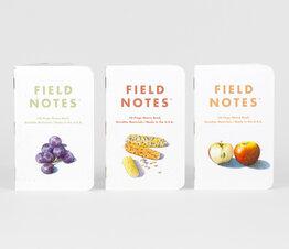 Harvest Edition: Apple, Corn, Grapes