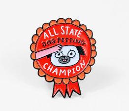 Dog Petting Champion