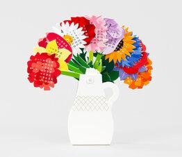 Flowers - Paper Craft Calendar