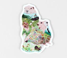 Marmot Summer Meadow