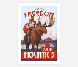 Join the Mounties