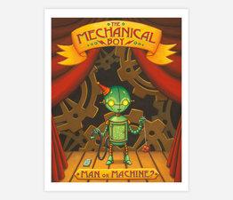 The Mechanical Boy