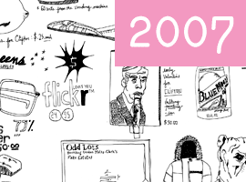 2007 Daily Drawings