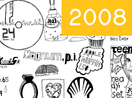 2008 Daily Drawings