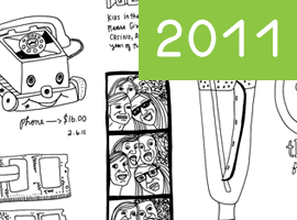 2011 Daily Drawings