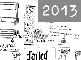 2013 Daily Drawings