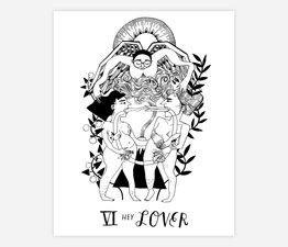 VI. The Lover