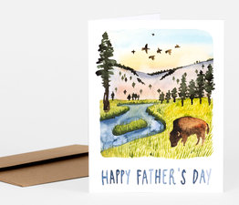 Buffalo Father's Day