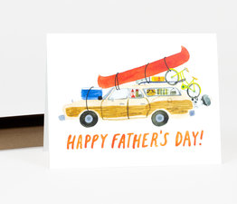 Happy Father's Day (Station Wagon)