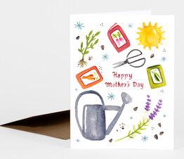 Happy Mother's Day Gardening