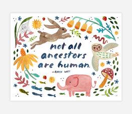 Not All Ancestors