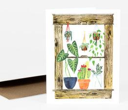 Plants Window