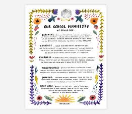 School Manifesto