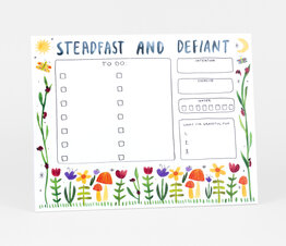 Steadfast and Defiant