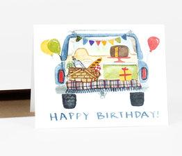 Tailgate Birthday