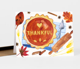 Thankful (Pumpkin Pie)