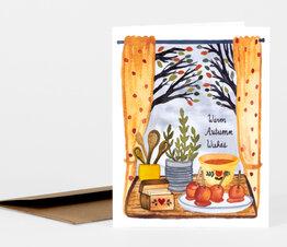 Warm Autumn Wishes